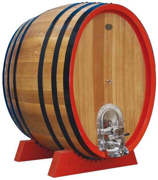 Botti di legno da invecchiamento in rovere veneta botti for Botti in legno per arredamento