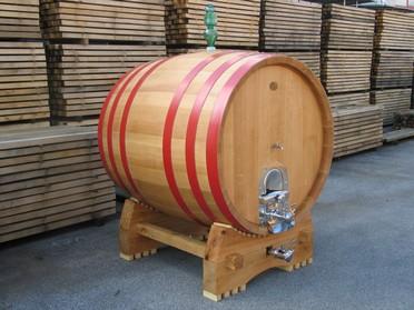 Veneta botti for Botte di legno arredamento